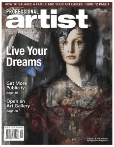 Professional Artist Cover